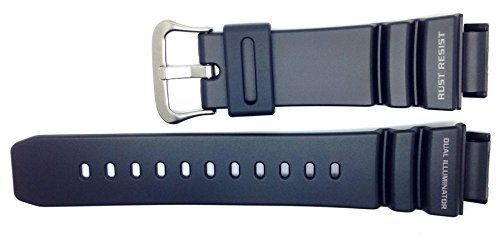 Genuine Casio Replacement Watch Strap Band 10270945 for Casio Watch G-9100-1
