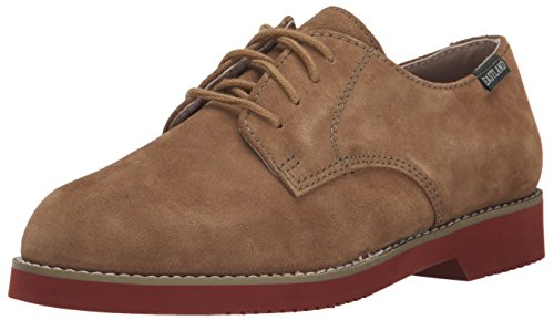 Eastland Men's Buck Oxford,Taupe,9 2E US