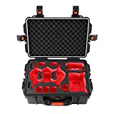 Skyreat Professional Hard Carrying Case for DJI FPV Drone, Waterproof Hard Shell Storage Bag for DJI FPV Combo Fly More and Accessories