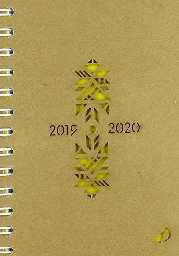 Forum Authentique Schülerkalender 2020/2021: Schülerkalender mit Doppelspirale & Gummizug