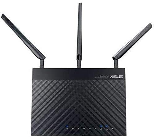 ASUS RT-AC1750 Router inalámbrico Doble Banda (2,4 GHz / 5 GHz) Gigabit...