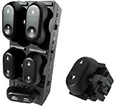 SWITCHDOCTOR Window Master Switch for 2004-2008 Ford F-150 and Passenger