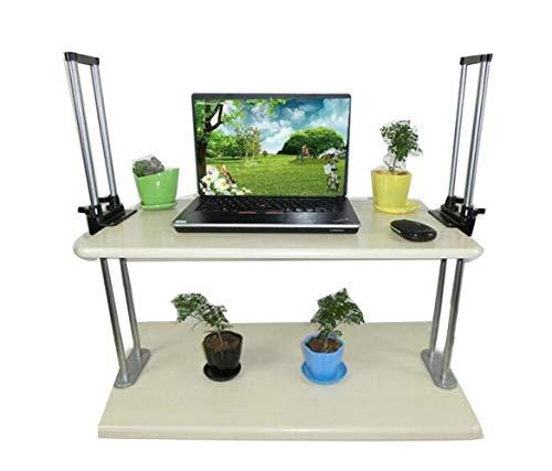 CTO Wandhalterung Stehender Schreibtisch.Elektrischer Höhenverstellbarer Tisch Zum Aufstellen des Steh-Ups,A,6-70Cm