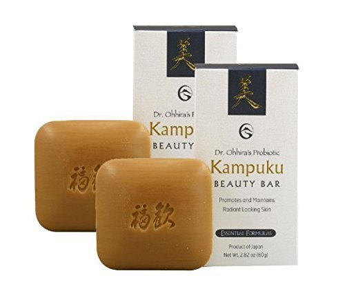 Essential Formulas Kampuku Beauty Bar, 2 Pack
