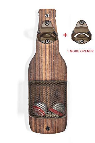 funny bottle opener wall mounted - 2