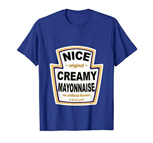 Mayonnaise Kostüm T Shirt Passende senf Mayo Relish Gruppe