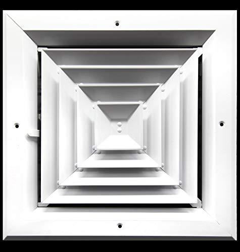 12 x 12 ceiling register - 8