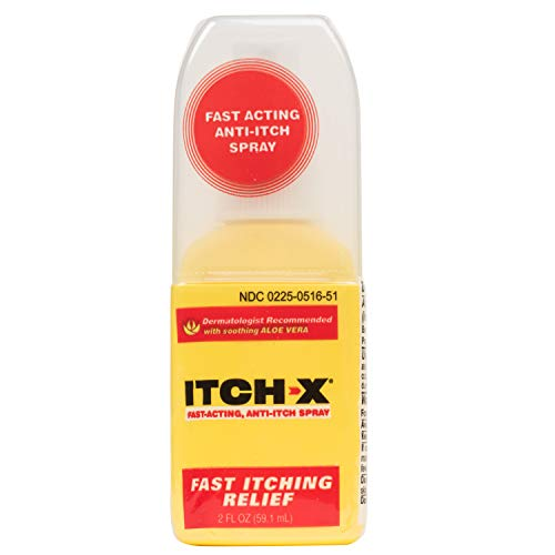 Itch-x Fast-acting Anti-itch Spray, 2 Fluid Ounce