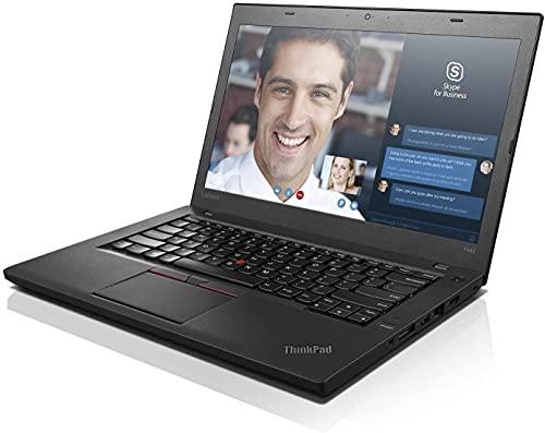 "Notebook Lenovo ThinkPad T460, Intel Core i5-6300U , RAM 8Gb, SSD 240Gb, Display 14"", Webcam, Win10 Pro (Ricondizionato)"