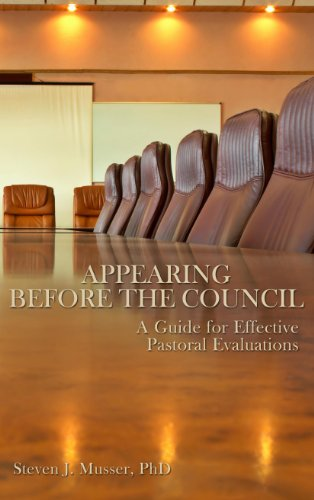 Appearing Before The Council (English Edition)