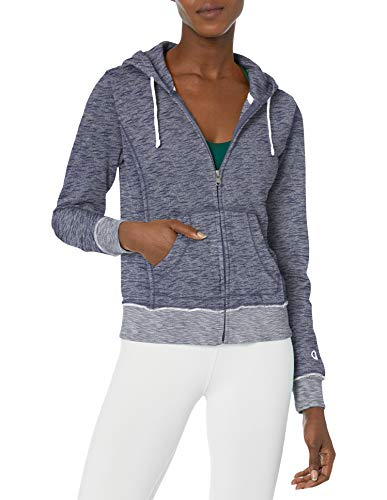 Champion Life Women's European Collection Distressed Full Zip Hoodie (Limited Edition)