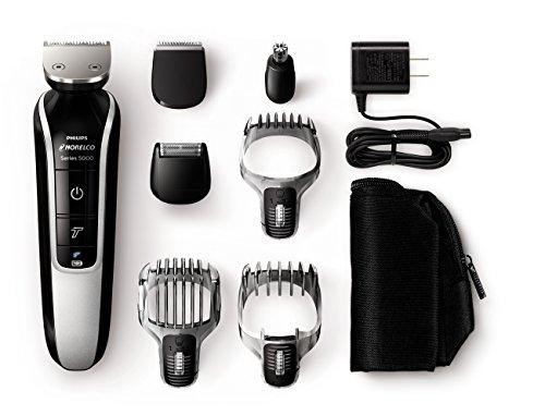 Philips Norelco Multigroom 5100 Grooming Kit – 18 Length Settings QG3364/49