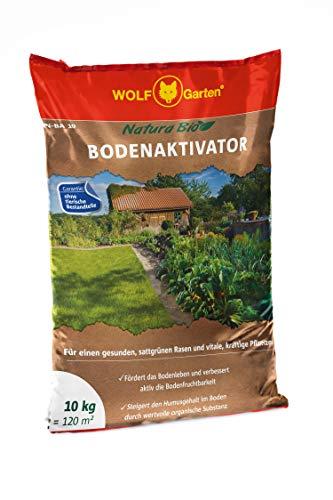 WOLF-Garten - Natura Bio Bodenaktivator N-BA 10 für 120 m² (10 kg); 3871020