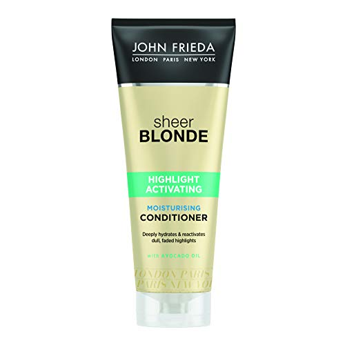 John Frieda Sheer Blonde Resalte Activar Acondicionador Hidratante 250ml