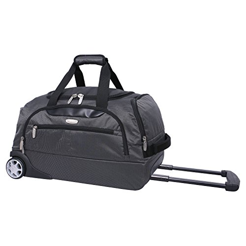 Skyline Rolling Duffel Bag - Gray
