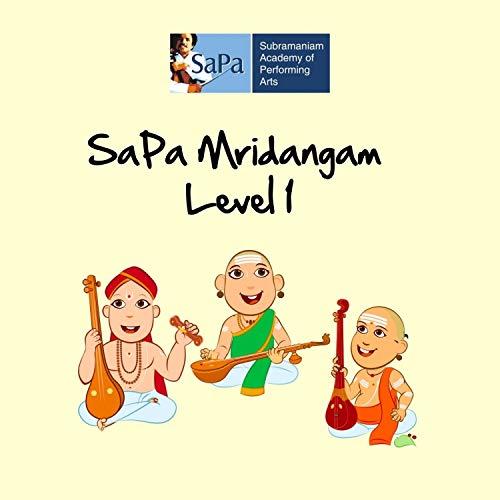 SaPa Mridangam - Level 1 (Audio Learning Material)