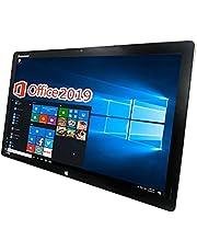 Lenov o バッテリ内蔵一体型PC HORIZON 2e/21.5型IPSフルHD(タッチパネル機能)/MS Office 2019/Win 10/Core i3-4030U/WEBカメラ/HDMI/WIFI/Bluetooth/8GB/128GB SSD (整備済み品)