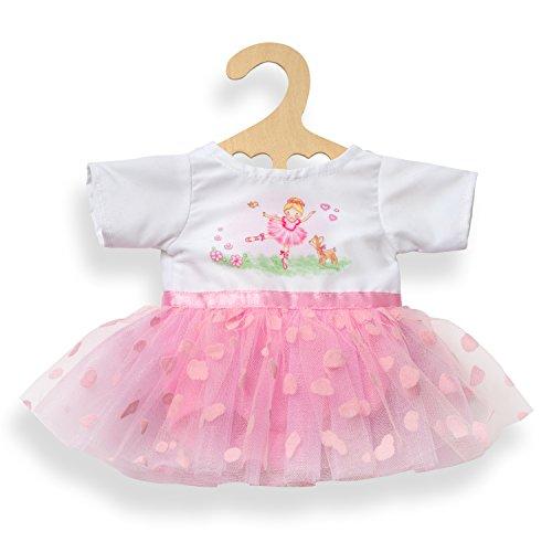 Heless 2820 - Ballerina Kleid Maria, für Puppen, Größe 35 - 45 cm
