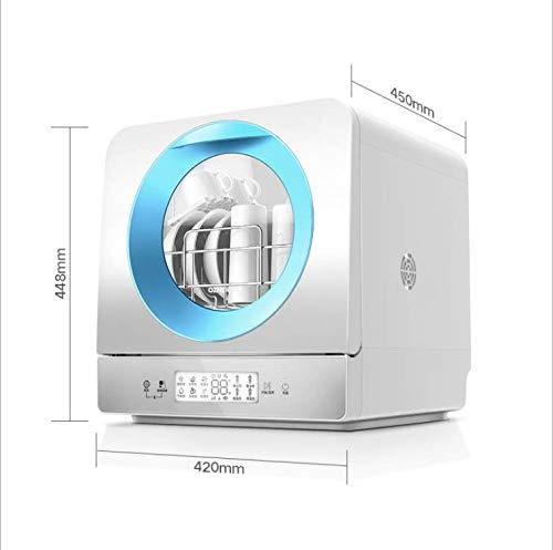 Yangsanjin Ozner/Hao Ze T4 Automatische intelligente vaatwasser, kleine, onafhankelijke desktop-vrije installatie, sterilisatie, vaatwasser