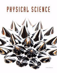 Physical Science Student Text - 5th Edition