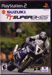Suzuki Superbikes - PlayStation 2 [video game]