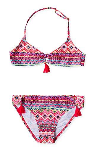 Losan Mädchen Bikini Gr.128-164 Tankini Bikinihose pink Mehrfarbig neu, Größe:158
