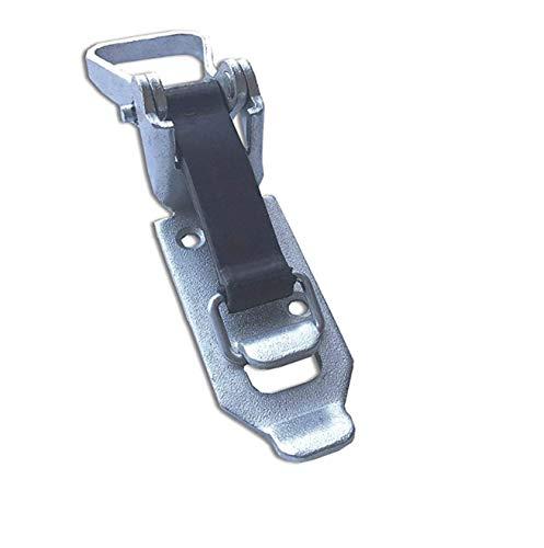 Massives Verschlusslager Schaufelhalter Spatenhalter Axthalter Besenhalter KFZ Gesamtlänge 150 mm