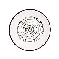 食器 日本の糸トレイは、セラミック食器の釉薬 (Color : C)