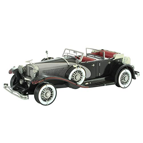 Fascinations Metal Earth 1935 Duesenberg Model J 3D Metall Konstruktionsspielzeug Puzzle