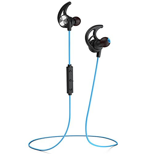 Phaiser BHS-750 Bluetooth Headphones Headset Sport Earphones with Mic,...