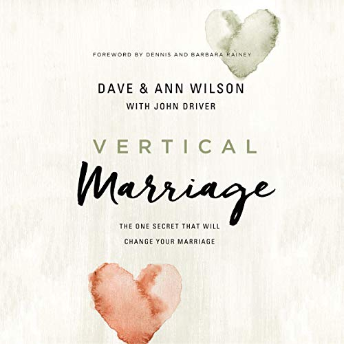 Vertical Marriage audiobook cover art