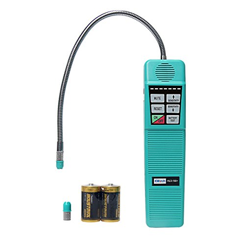 Signstek Halogen Leak Detector Tester with High Sensitivity,3g/yr (0.1oz/yr)
