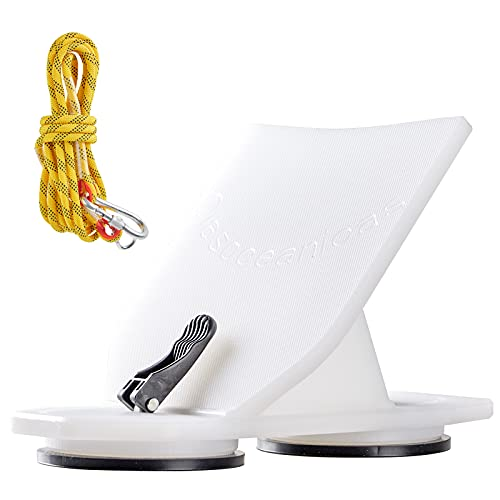 Olasoceanicas Wake Shaper,Wakesurf Surfing Wake Equipment with Suction Cups Held on Strong