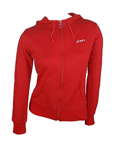 Asics Tanz Fitness Sportjacke Chumba Hooded Vest Damen 0600 Art. 572916 Größe XS