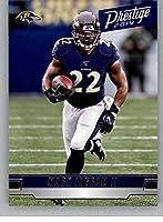 2019 Prestige NFL #159 Mark Ingram II Baltimore Ravens Official Panini Football Trading Card
