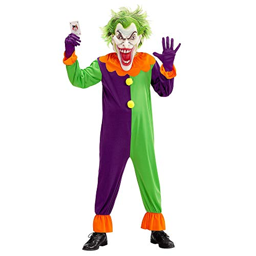 Widmann Kinderkostüm Evil Joker