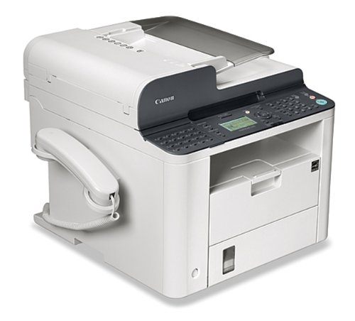 Canon 6356B002 FAXPHONE L190 Laser Fax Machine, Copy/Fax/Print