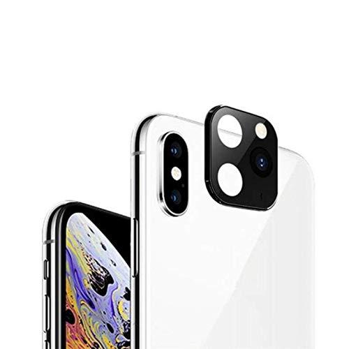 SUPTECH iPhone X/XS/XS Max zu 11 Pro / 11 Pro Max umwandeln KOMPATIBEL Optik Kamera Glas Linse Schutzfolie Panzerglas Folie