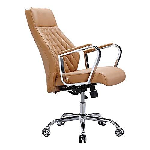 HMBB Sillas de Escritorio, Las sillas de Oficina ergonómico Moderno Equipo de Juego Sillas de Cuero de la PU del Ministerio del Interior sillas de Escritorio