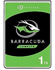 """Seagate ST1000LM048 Barracuda 2.5"""" Harde Schijven, SATA, 1 TB"""