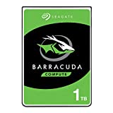 Seagate Barracuda 1 TB HDD SATA 6 GB/s 5400 RPM, 6,4 cm, 2,5, 7 mm bauhã ¶ He 128 MB cache BLK