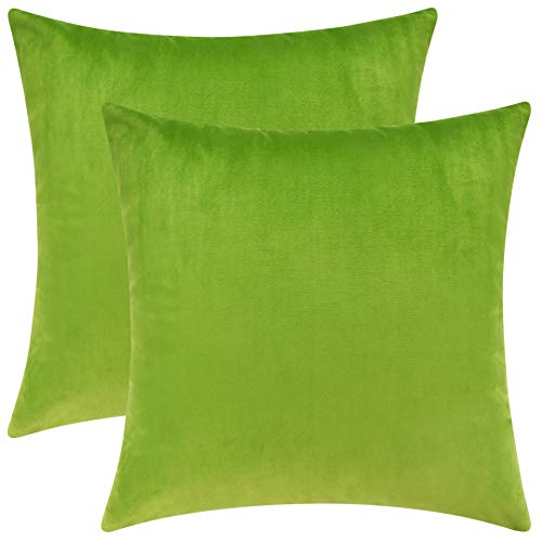 Lime Green Pillowcases