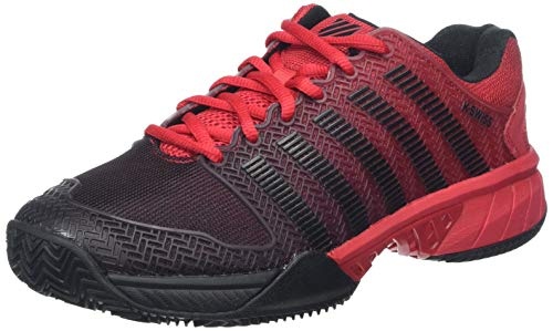 K-Swiss Performance Herren Hypercourt Express HB Tennisschuhe, Rot (Lollipop/Black 918-M), 44.5 EU