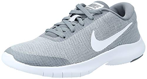 Nike Women's W Flex Experience Rn 7 Training Shoes Wolf White-Cool Grey 010, 3.5 UK