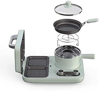 Totasters sandwich Gaufrier à remplissage profond Grille-pain à sandwich Panini Press Machine à pain électronique antiadhé...