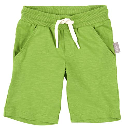 SIGIKID Mini - Jungen Shorts, kurze Sommerhose aus Bio-Baumwolle, Größe 098 - 128