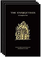 Evergetinos: Sayings of the Desert Fathers (4 Volume Set - Orthodox)