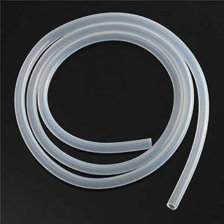 EsportsMJJ 1m longueur de la nourriture de qualité alimentaire translucide tuyau de silicone 1mm à 8mm tube de diamètre in...