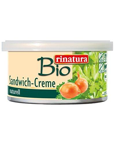 rinatura Sandwich-Creme naturell Bio 125 g