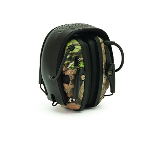 Price comparison product image Howard Leight by Honeywell Impact Sport Sound Amplification Electronic Shooting Earmuff,  Camo (R-01530)